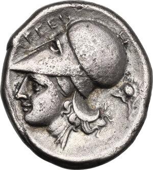 reverse: Akarnania, Argos Amphilochicum. AR Stater, circa 350-270 BC