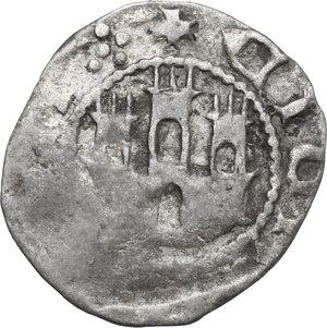 obverse: Genoese Colonies.  Maona of Chios (circa 1347-1566).. AR quarto di Gigliato, struck circa 1390-1430. Chios mint