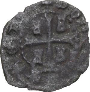 reverse: Genoese Colonies.  Niccolò Gattilusio (1459-1462).. BI Denaro. Metelino mint