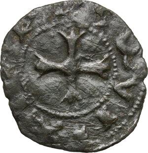 obverse: Ancona.  Repubblica Autonoma (Sec. XIII-XV). Quattrino (modulo ridotto), emissioni del XV sec