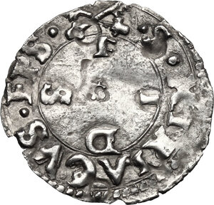 obverse: Ancona.  Anonime attribuite a Clemente VII (sec. XVI). Bolognino marchigiano