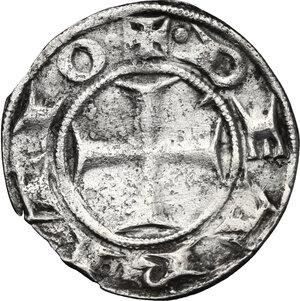 obverse: Arezzo.  Repubblica (XIII sec.). Grosso da 12 denari, 1230-1250