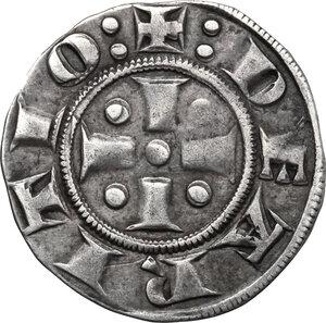 obverse: Arezzo.  Repubblica (Sec. XIII). Grosso da 12 denari