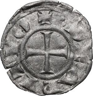 obverse: Arezzo.  Repubblica (Sec. XIII). Denaro piccolo