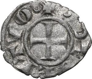 obverse: Arezzo.  Repubblica (Sec. XIII). Denaro piccolo o