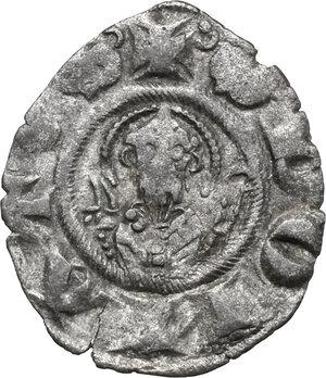 reverse: Arezzo.  Repubblica (Sec. XIII). Denaro piccolo o
