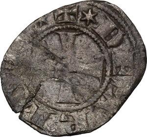 obverse: Arezzo.  Guido Tarlati di Pietramala (1313-1326). Grosso da 6 denari o grossetto