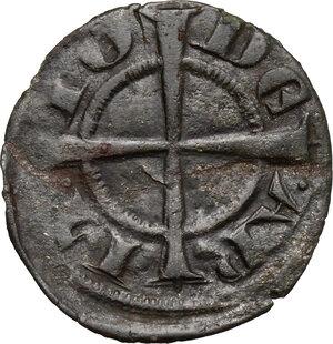 obverse: Arezzo.  Guido Tarlati di Pietramala (1313-1326). Picciolo