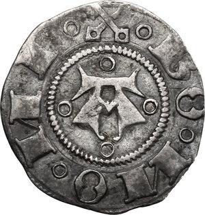obverse: Bologna.  Anonime Pontificie (II metà sec. XIV - I metà sec. XV). Bolognino