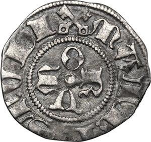 reverse: Bologna.  Anonime Pontificie (II metà sec. XIV - I metà sec. XV). Bolognino