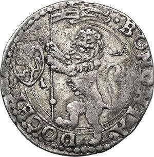 reverse: Bologna.  Paolo III (1534-1549), Alessandro Farnese.. Doppio Bolognino