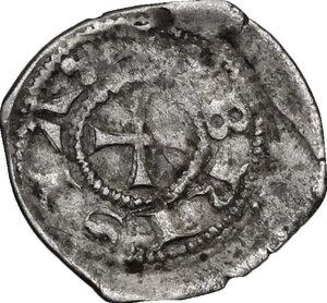 obverse: Brescia.  Comune autonomo (1259-1311). Obolo