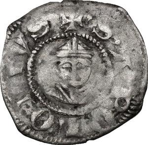 reverse: Brescia.  Comune autonomo (1259-1311). Obolo