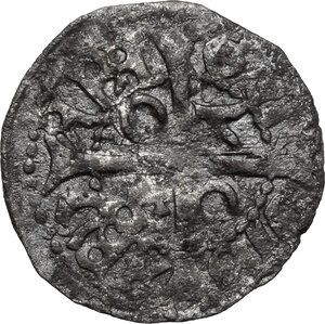 reverse: Cagliari.  Ferdinando II d Aragona (1479-1516). Reale minuto