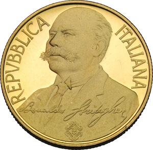obverse: 50 000 lire 1994, Centenario della Banca d Italia