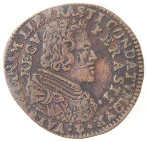 obverse: Olanda. Filippo IV. Token 1657. Ae.