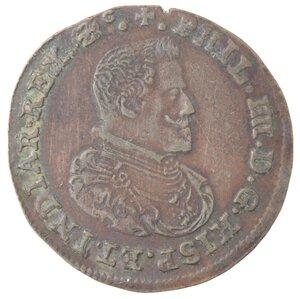 obverse: Olanda. Filippo IV. Token 1659. Ae.