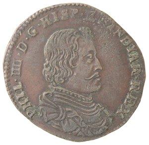 obverse: Olanda. Filippo IV. Token 1660. Ae.