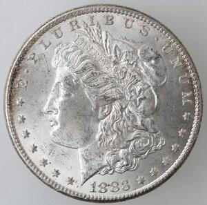 obverse: USA. Dollaro Morgan 1883 CC. Ag.