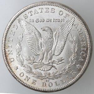 reverse: USA. Dollaro Morgan 1883 CC. Ag.