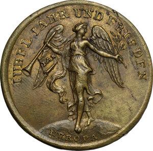 obverse: Austria.  Franz II/I (1792-1805-1835).. AE Medal, 1801