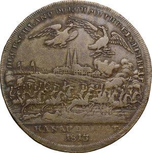 obverse: Russia. AE Jeton, 1813