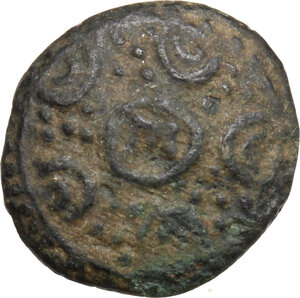 obverse: Kings of Macedon. AE 11 mm, 4th-2nd century BC