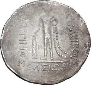 reverse: Celtic, Eastern Europe. AR Tetradrachm, Lower Danube Region, Imitation of Thasos, late 2nd-1st century BC