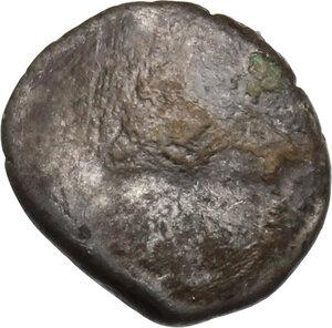 obverse: Celtic, Eastern Europe. AR Obol, Noricum, 2nd-1st century BC