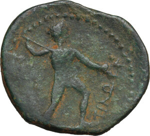 reverse: Akragas. AE 19 mm, 240-212 BC