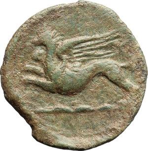 obverse: Kainon. AE 22 mm, c. 365 BC