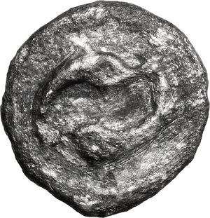 obverse: Etruria, Populonia. AR Diobol, late 4th-early 3rd century BC