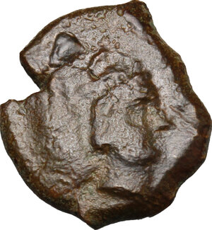 obverse: Thermai Himerenses. AE 16 mm, 407-406 BC