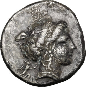 obverse: Central and Southern Campania, Neapolis. AR Stater, 300-275 BC