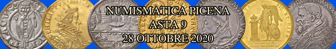 Banner Numismatica Picena Asta 9