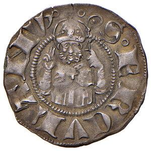 obverse: Perugia. Comune sec. XIV. Emissioni riferibili al 1377-1378. Bolognino AG gr. 1,15. Finetti 66. Raro. Particolarmente ben conservato, SPL