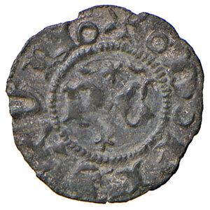 reverse: Pesaro. Pandolfo, Carlo e Galeazzo Malatesta (1429-1438). Picciolo MI gr. 0,25. CNI –. Cavicchi PS, 2. Rarissimo. Esemplare in stato di conservazione inconsueto, q.SPL