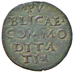 reverse: Pesaro. Giovanni Sforza (1489-1500 e 1503-1510). Soldo AE gr. 1,57. CNI 98/117. Ravegnani Morosini 9. Cavicchi PS, 104.  BB