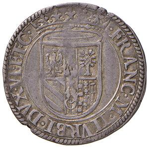 obverse: Pesaro. Francesco Maria II della Rovere (1574-1624). Paolo AG gr. 3,13. CNI 14/58. Cavicchi PS, 151. Patina di medagliere, migliore di BB