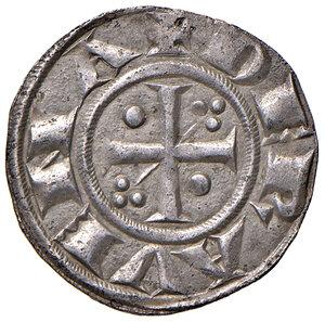 reverse: Ravenna. Anonime arcivescovili (sec. XIV). Grosso AG 1,65. Di Virgilio 4. MIR 1248 var.  Raro. q.SPL
