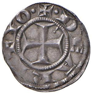 obverse: Arezzo. Repubblica autonoma (sec. XIII). Grosso da 12 denari AG gr. 1,71. CNI 1/8. MIR 2. Ex asta Varesi 74/2019, 119. Bella patina di medagliere, SPL