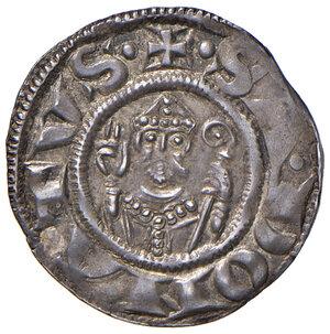 reverse: Arezzo. Repubblica autonoma (sec. XIII). Grosso da 12 denari AG gr. 1,71. CNI 1/8. MIR 2. Ex asta Varesi 74/2019, 119. Bella patina di medagliere, SPL