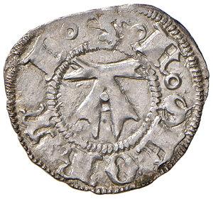 obverse: Ascoli. Francesco Sforza (1433-1445). Bolognino AG gr. 0,94. CNI 1. Mazza 74.  Molto raro. Conservazione eccezionale, q.FDC