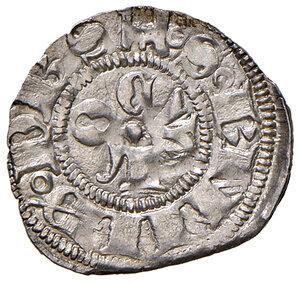 reverse: Ascoli. Francesco Sforza (1433-1445). Bolognino AG gr. 0,94. CNI 1. Mazza 74.  Molto raro. Conservazione eccezionale, q.FDC