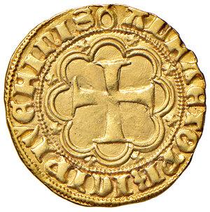 reverse: Siena. Gian Galeazzo Visconti (1390-1404). Delibera 4 luglio 1391. Sanese AV gr. 3,49. CNI 8 (segno 70; un solo esemplare repertoriato). MIR 509/3 (segno 57).  Rarissimo. q.SPL