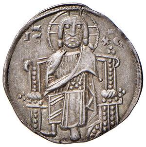 reverse: Venezia. Iacopo Tiepolo (1229-1249). Grosso AG gr. 2,21. Paolucci 1.  Patina di medagliere, SPL
