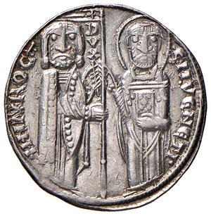 obverse: Venezia. Marino Morosini (1249-1253). Grosso AG gr. 2,12. Paolucci 1. Raro e di particolare conservazione, SPL