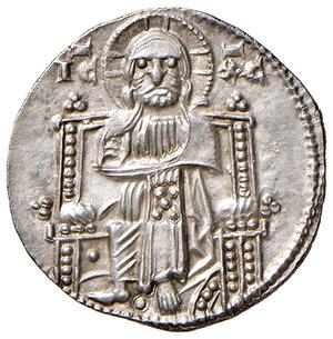 reverse: Venezia. Iacopo Contarini (1275-1280). Grosso AG gr. 2,20. Paolucci 1. q.FDC