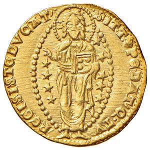 reverse: Venezia. Bartolomeo Gradenigo (1339-1342). Ducato AV gr. 3,54. Paolucci 1. Raro. SPL