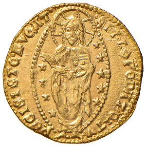 reverse: Venezia. Marco Corner (1365-1368). Ducato AV gr. 3,52. Paolucci 1. Fondi lucenti e migliore di SPL